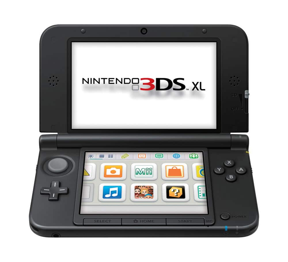 Nintendo 3DS XL (Factory Refurbished) $115 + Free Shipping (eBay Daily Deal) *Direct From Nintendo*