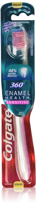 Colgate 360 Enamel Extra Soft Health Sensitive Toothbrush $1.93 AC w/ 5+ S&S + Free Shipping!