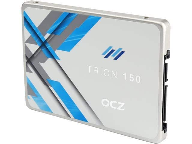"OCZ TRION 150 2.5"" 960GB SATA III TLC Internal Solid State Drive (SSD) $200 + Free Shipping (eBay Daily Deal)"