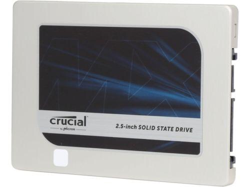 "Crucial MX200 2.5"" 500GB SATA 6Gbps (SATA III) Micron 16nm MLC NAND $130 + Free Shipping (eBay Daily Deal)"