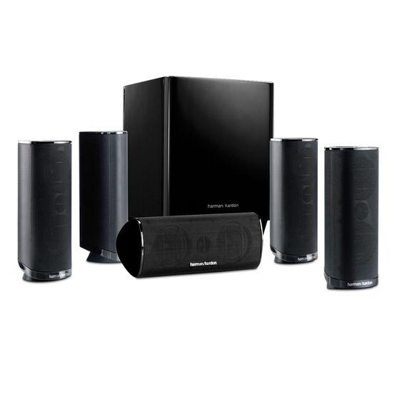 Harman Kardon HKTS 16 5.1 Home Speaker System $200 + Free Shipping!