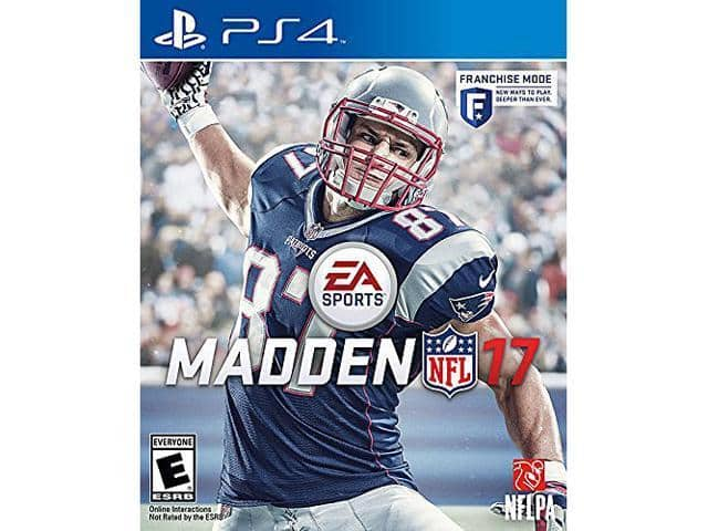 Madden NFL 17 - PlayStation 4 $48 Shipped