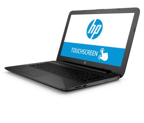 HP 15-ac158dx 15.6 Touch Laptop Intel i5-5200U 2.2GHz 6GB 1TB Windows 10 Home (Refurbished) $340 + Free Shipping (eBay Daily Deal)