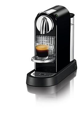 Nespresso Citiz Espresso Maker (D111-US-BK-NE1) $154 AC + Free Shipping!