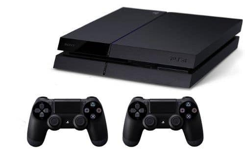 Sony PlayStation 4 500GB Console + Extra Controller for $300 + Free Shipping (eBay Daily Deal)