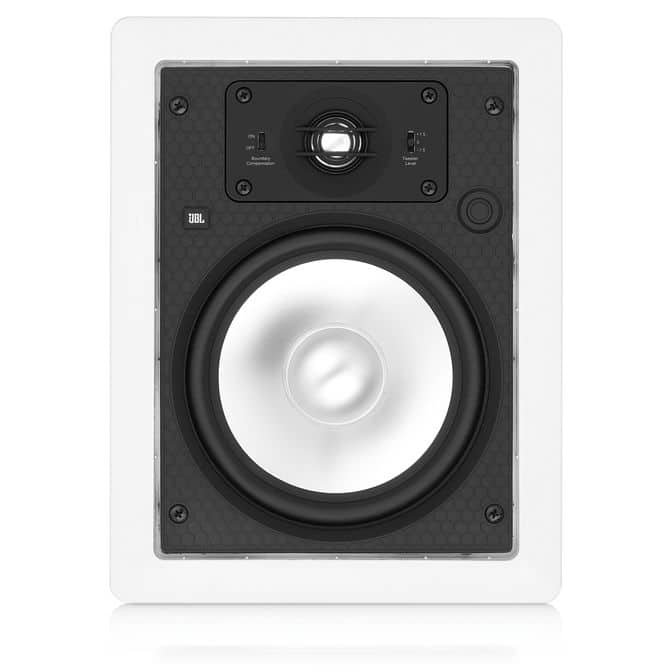 "JBL LS326W (Recertified) 6-1/2"" Two-Way In Wall Speaker $50 + Free Shipping! (Great for those who want to expand to 7.1 or 9.1 or Dolby Atmos / DTS X Setups)"