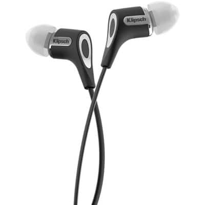 Klipsch R6 In-Ear Headphone (Black) - Manufacturer Refurbished $20 + Free Shiping!