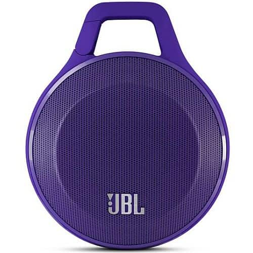 JBL Clip (Recertified) Ultra-Portable Bluetooth Speaker with Built-in Carabiner $15 + Free Shipping!