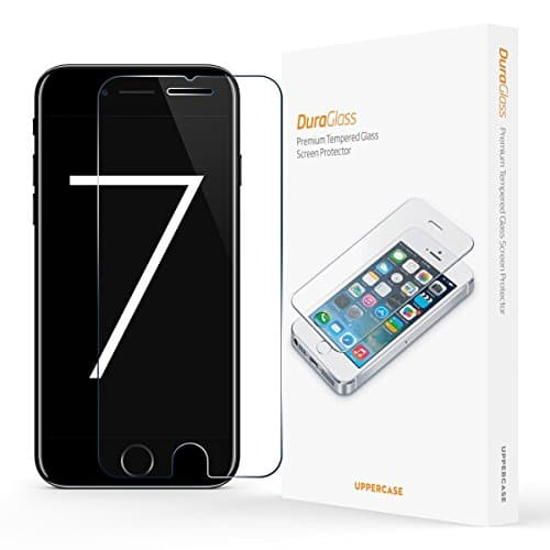 UPPERCASE DuraGlass Premium Tempered Glass Screen Protector for iPhone 7 or iPhone 7 Plus for $1 AC + Free Shipping!