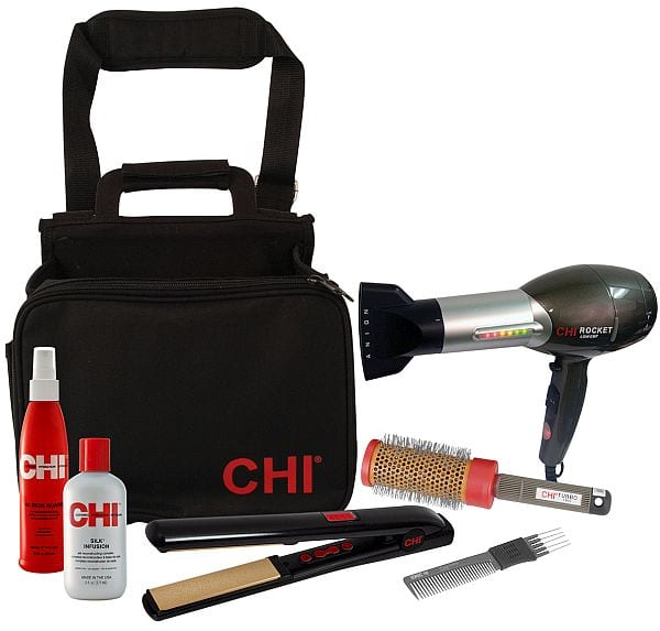 Chi Blow Dryer G2 Flat Iron And Styling Set With