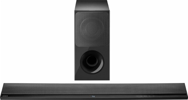 Sony HT-CT390 2.1-Ch Sound Bar w/ Wireless Subwoofer (Refurb)  $139 + Free Shipping