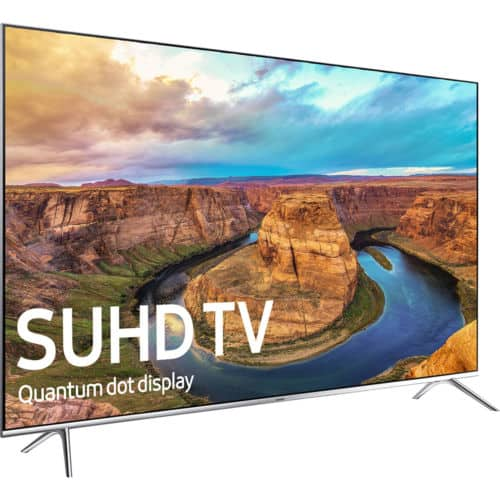Samsung UN55KS8000 - 55-Inch 4K SUHD Smart HDR1000 LED TV for $899 + Free Shipping (eBay Daily Deal)