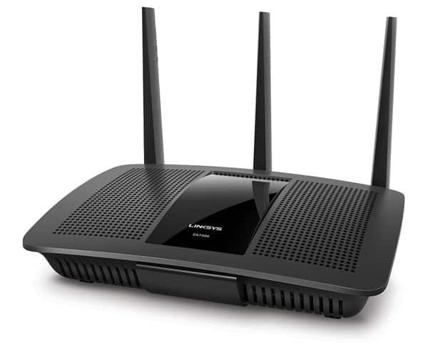 Linksys EA7300 AC1750 Max-Stream MU-MIMO Wifi Router (Certified Refurbished) for $39.99 + Free Shipping!