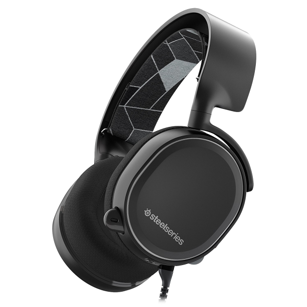 SteelSeries Arctis 3 All-Platform Gaming Headset with 7.1 Surround Sound (Refurbished) for $33.00 Shipped