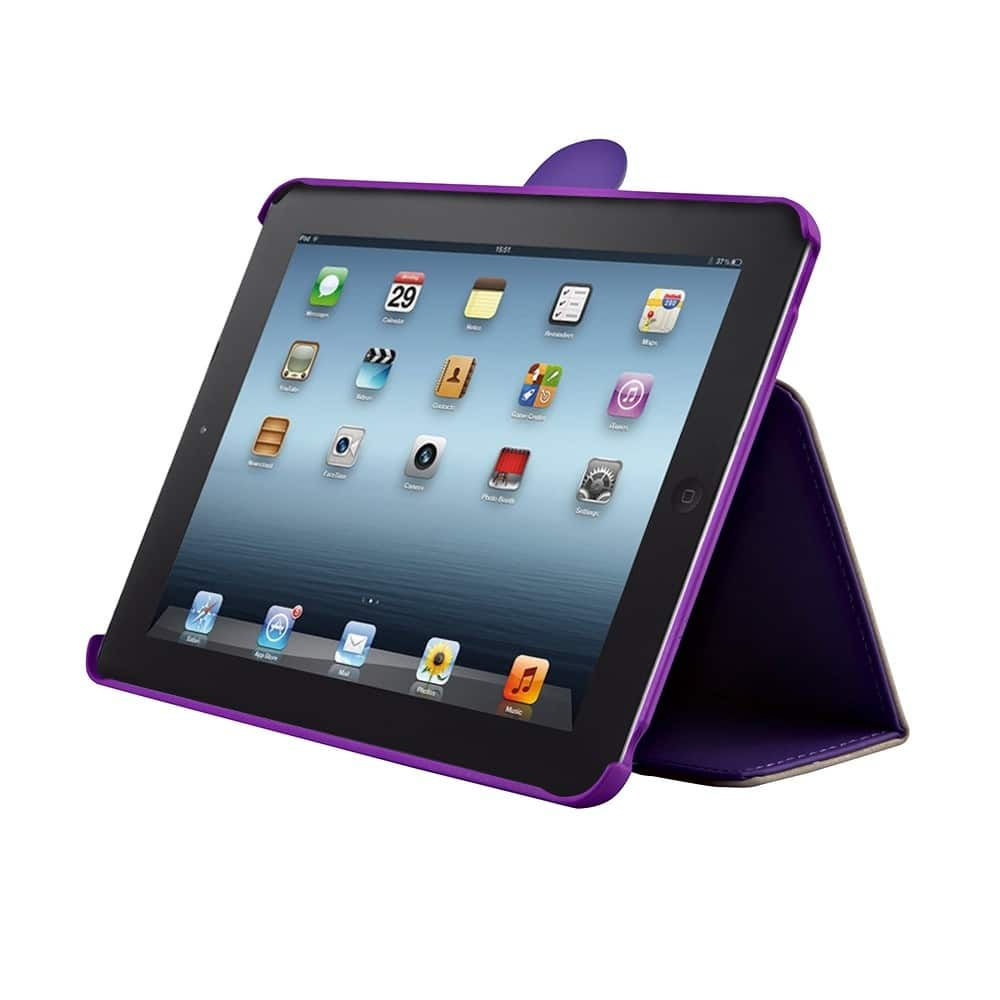Incipio Lexington Folio Case/Cover for Apple iPad Mini Retina (Purple) $5 Shipped