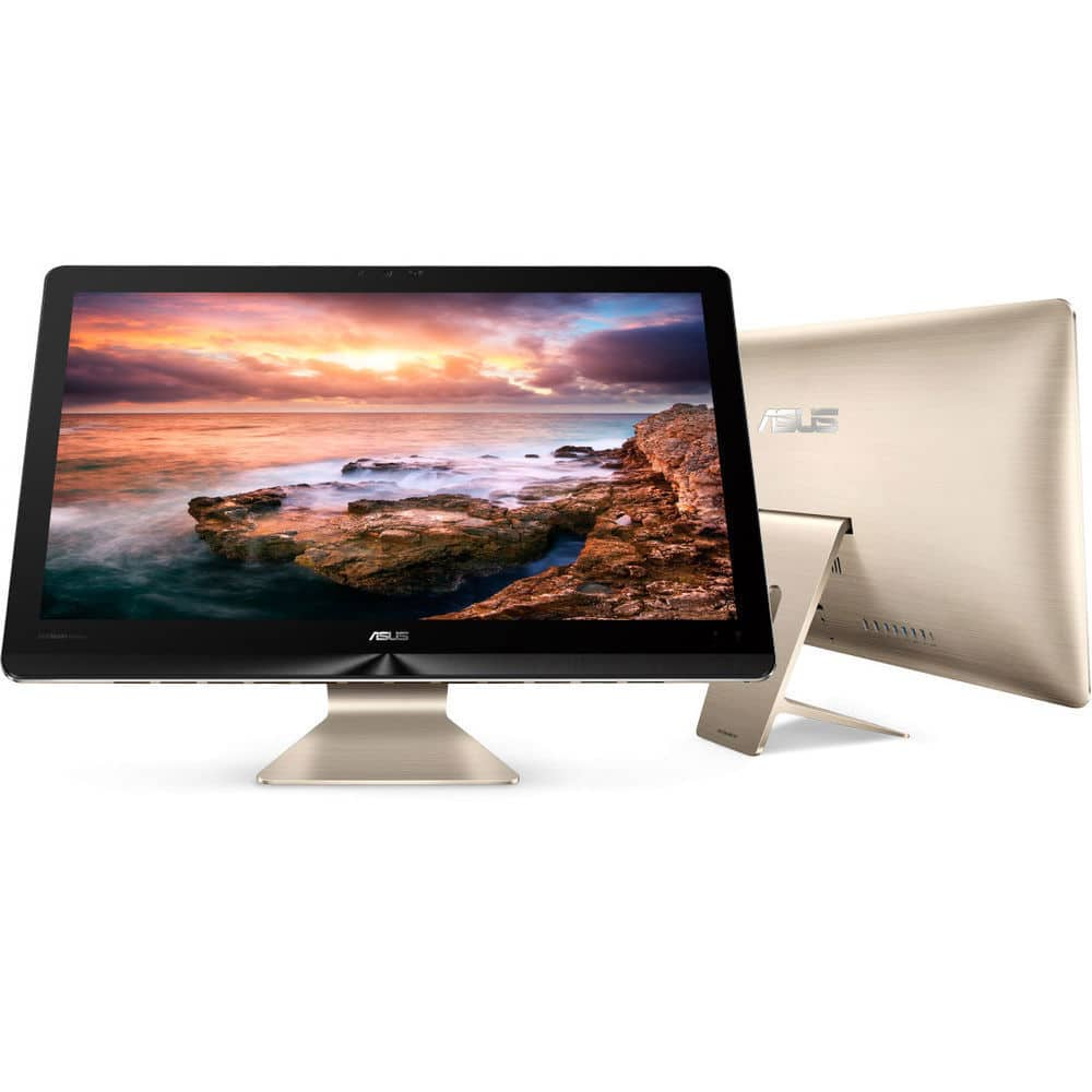 """Asus Z240ICGT-11 Zen AIO 23.8"""" 4K Touch i7-6700T 2.8GHz 12GB 1TB+8GB GTX 960 W10 (Manufacturer Refurbished) for $639.99 + Free Shipping"""