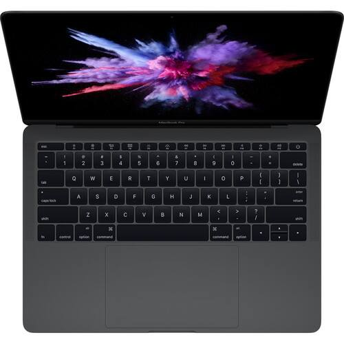 "Apple 13.3"" MacBook Pro (Space Gray, Late 2016) + Microsoft Office 365 Personal (1 PC or Mac License / 1-Year Subscription) for $1,249.00 + Free Shipping"