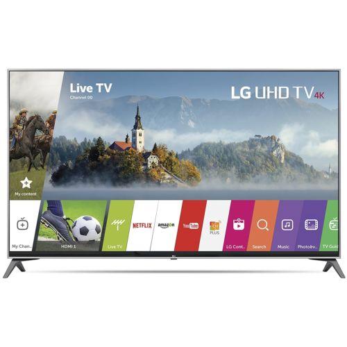 LG UJ7700 Series Super UHD 4K HDR Smart LED TV (2017 Model): 55-Inch 55UJ7700 for $599, 60-Inch 60UJ7700 for $749, 65-Inch 65UJ7700 for $899 + Free Shipping (eBay Daily Deal)