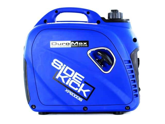 DuroMax XP2000iS 2000 Watt Digital Inverter Gas Powered Portable Generator for $335 AC + Free Shipping