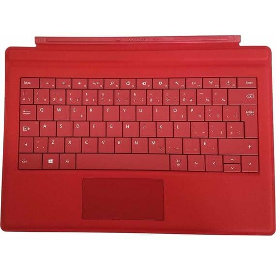 Microsoft Surface Pro 3 & 4 Type Cover with Backlit Keyboard [US/Canada Version] for $32.99 AC + Free Shipping