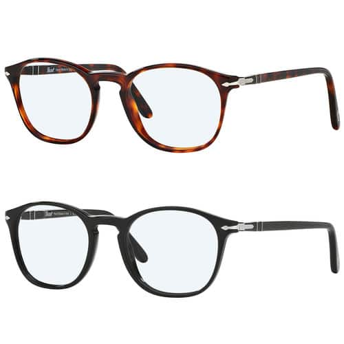 Persol PO3007V Vintage Celebration Unisex Eyeglasses - Rx Ready (Hand made in Italy) for $90.88 AC Shipped