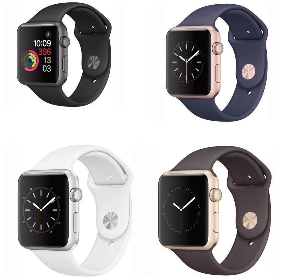 Apple Refurbished Watch 1st Gen (Aluminium/Stainless Steel) Sports Band (42mm) for $150 + Free Shipping