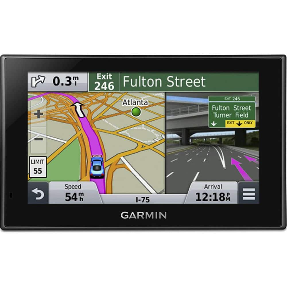 "Garmin nuvi 2589LMT 5"" GPS Navigation System with Bluetooth Lifetime Maps $99.99 + Free Shipping (eBay Daily Deal)"