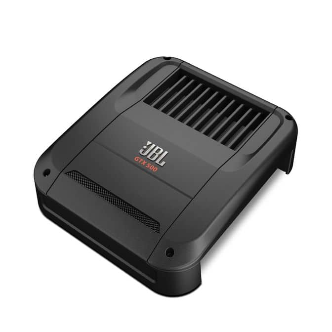JBL GTX 500 Refurbished, 750 watt, Mono Subwoofer Car Amplifier for $89.99 + Free Shipping & Returns