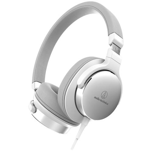Audio-Technica ATH-SR5WH On-Ear High-Resolution Audio Headphones $69 shipped