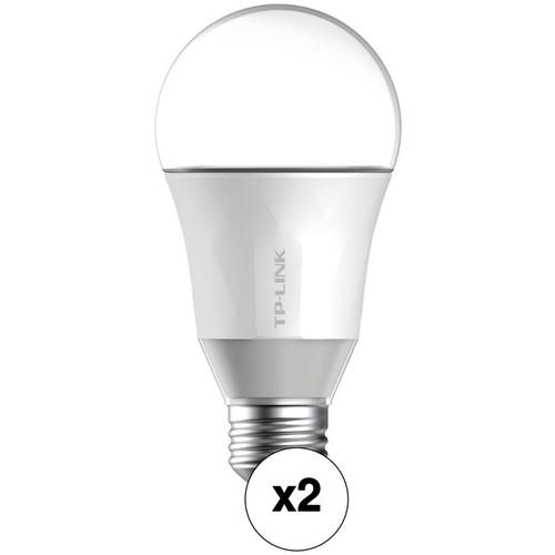 2-Pack TP-Link LB100 Smart Wi-Fi LED Bulb Kit $30 Shipped