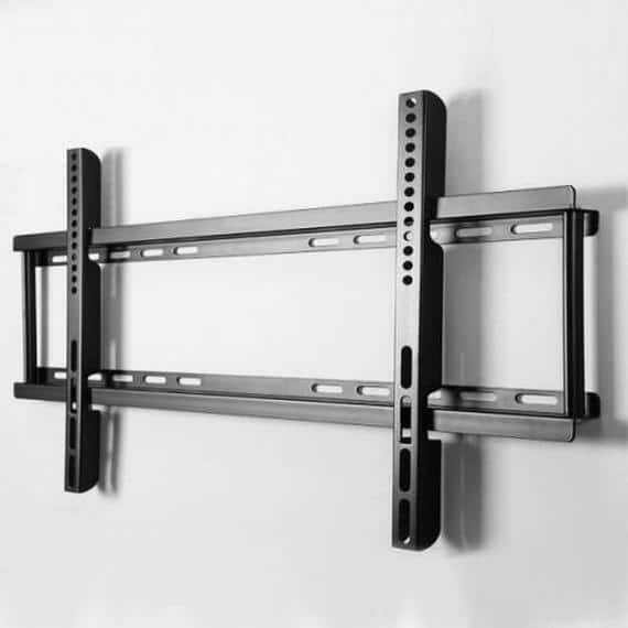 """Liger Wall Flat Screen Tilt TV Wall Mount Bracket for Most 37""""–70"""" TVs for $11.49 AC + Free Shipping"""
