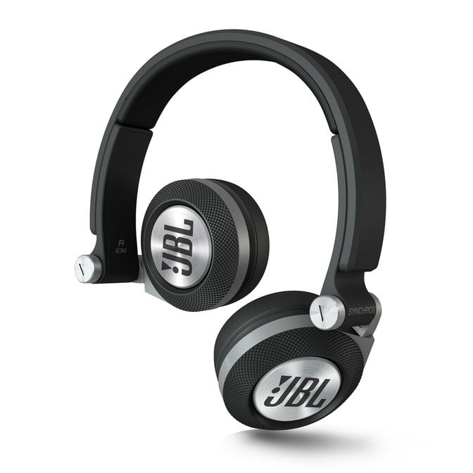 JBL Synchros E30 Refurbished On-Ear Wired Headphones $18.99, JBL Synchros S700 Refurbished Cast Aluminum Wired Over-Ear Headphones for $84.99 + Free Shipping