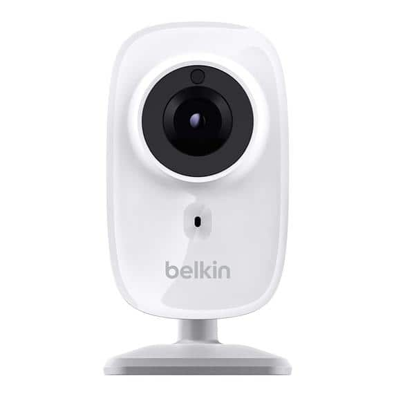 Belkin NetCam HD Wi-Fi Camera with Night Vision for $40 + Free Shipping
