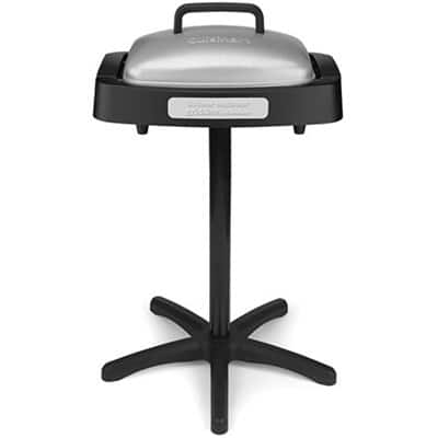 Cuisinart Indoor/Outdoor Griddler with Reversible Nonstick Grill & Griddle Cooking Plate for only $55 + free shipping