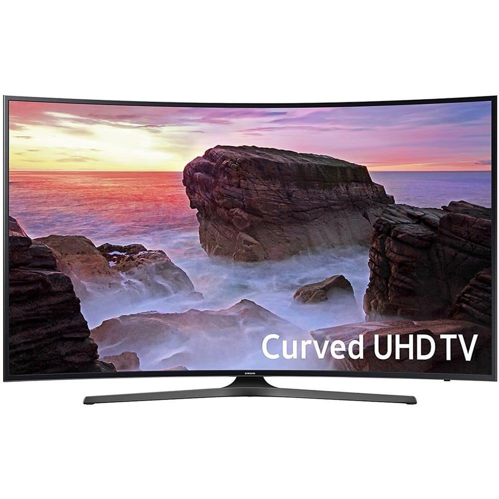 "Samsung UN55MU6300 55"" 4K Ultra HD Smart LED TV (2017Model) $569.99 + Free Shipping (eBay Daily Deal)"
