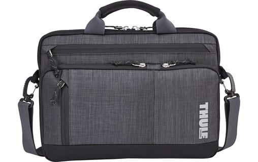 "***Starts 10/20/17 @ 12AM PST*** Thule Stravan Attache Messenger Bag for 13"" Laptops (Grey) $21.59 + Free Shipping"