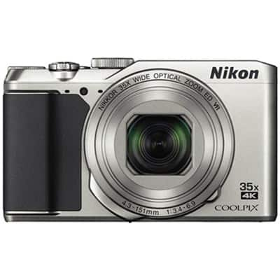 Nikon Refurbished COOLPIX A900 20MP 4K WiFi Digital Camera w/ 35x Optical Zoom for $225 AC + Free Shipping