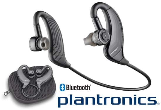 Plantronics BackBeat 903+ Bluetooth Headset with AudioIQ2 Technology $20 Shipped