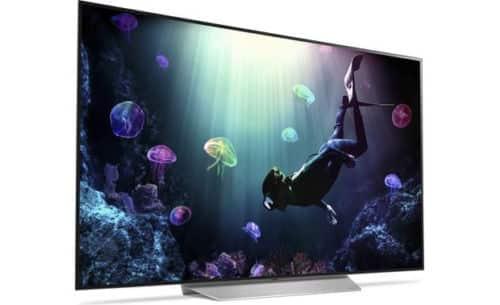"""LG OLED55C7P 55"""" Smart OLED 4K Ultra HD TV with HDR $1549 + Free Shipping (eBay Daily Deal)"""