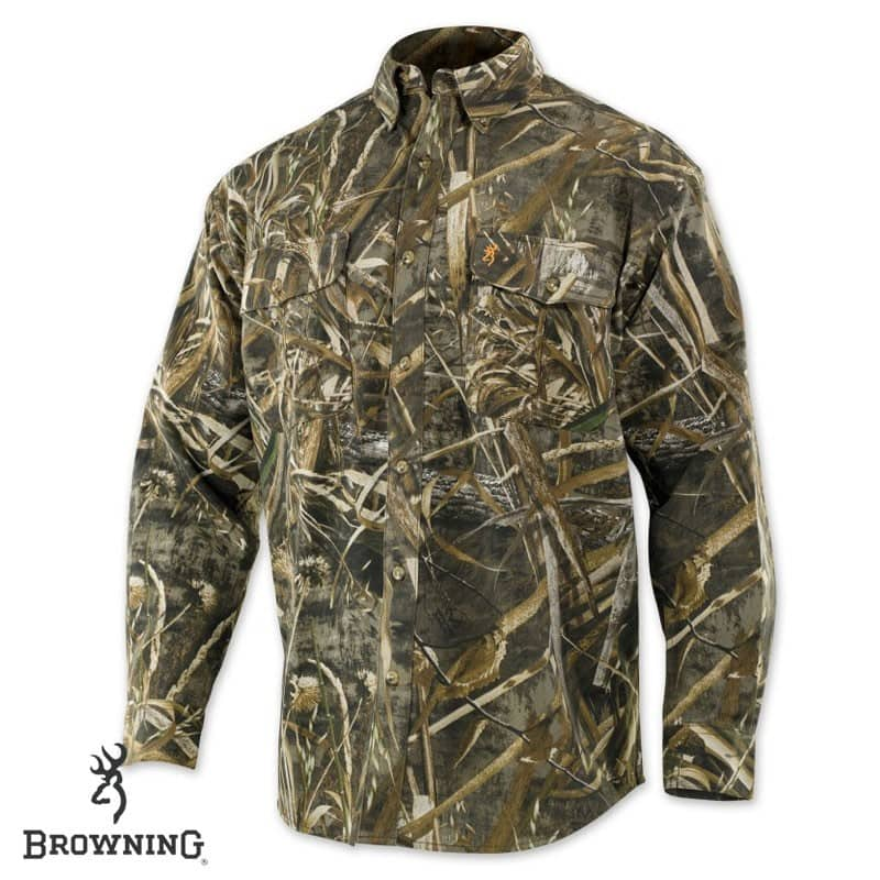 Browning Wasatch Ultimate Hunting Shirt $19.99 Shipped