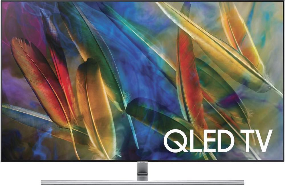 """Samsung 65Q7F 65"""" Flat TV QLED HD 4K Ultra HDTV Q7 Q LED HDR QN65Q7F $2097 + Free Shipping (eBay Daily Deal)"""