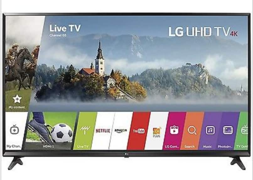 "LG 65UJ6300 - 65"" UHD 4K HDR Smart LED TV $799 + Free Shipping (eBay Daily Deal)"