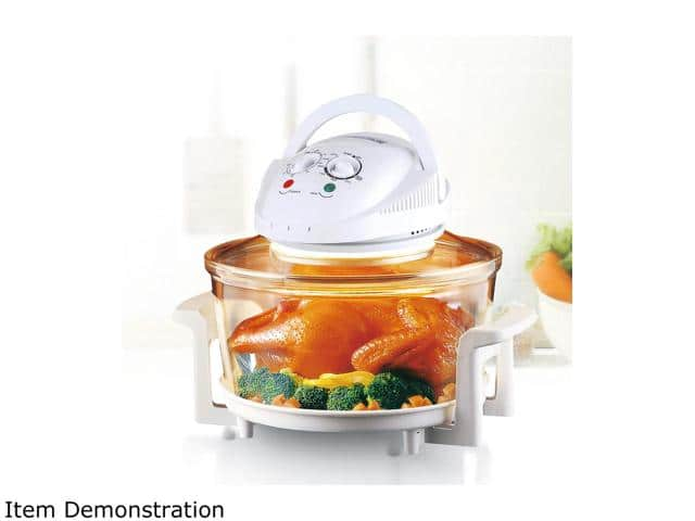 Rosewill R-HCO-15001 Infrared Halogen Convection Oven with Stainless Steel Extender Ring $38.99 + Free Shipping