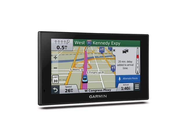 "Garmin nuvi 2589LMT 5"" GPS Navigation System w/ Lifetime Maps $100 + Free Shipping"