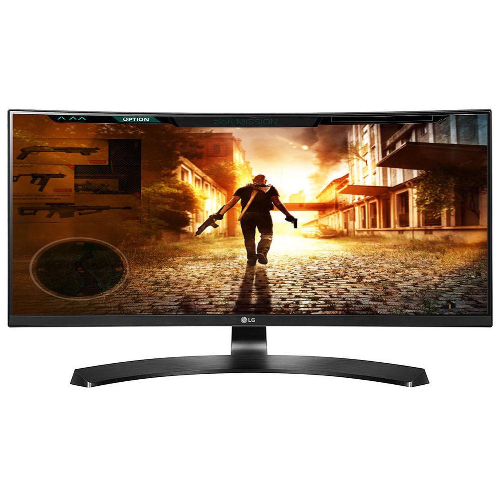 LG 29UC88 29-Inch 21:9 UltraWide FHD (2560x1080) IPS Curved Monitor w/ FreeSync $260 Shipped