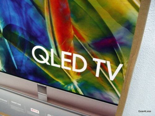 "Samsung Q Series QN55Q7FAMF 55"" 2160p UHD QLED Internet TV for $1299 + Free Shipping (eBay Daily Deal)"