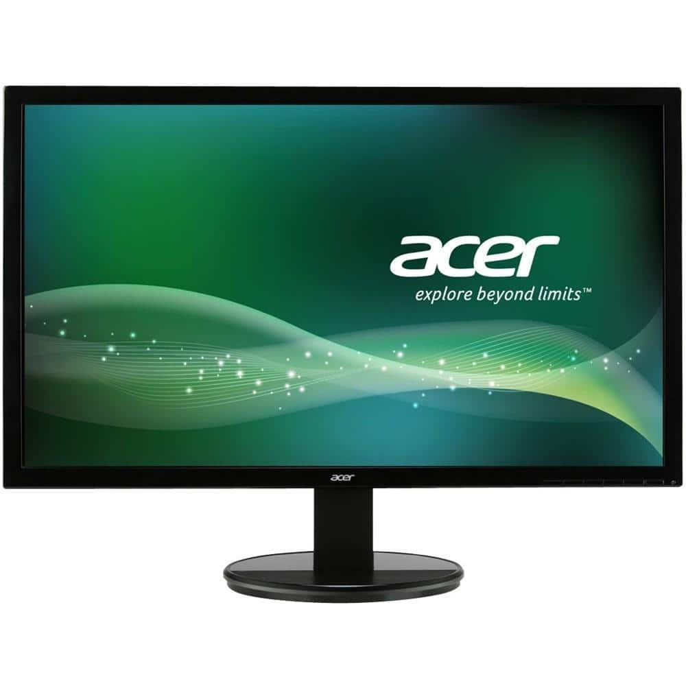 """Acer 24"""" K242HL BD 1080p Full HD Widescreen LED Display $98.99 + Free Shipping (eBay Daily Deal)"""