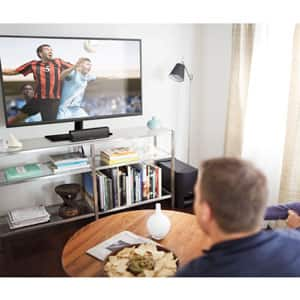 Bose Solo 15 Series II TV Sound System (Black) for $299 + Free Shipping