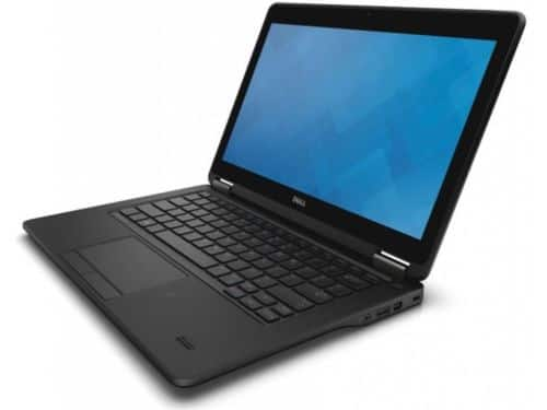 """Dell Latitude E7250 12.5"""" Touch Laptop i5-4300u 1.9GHz 8GB 256GB SSD Win 10 Pro (Refurbished) for $329.99 + Free Shipping (eBay Daily Deal)"""