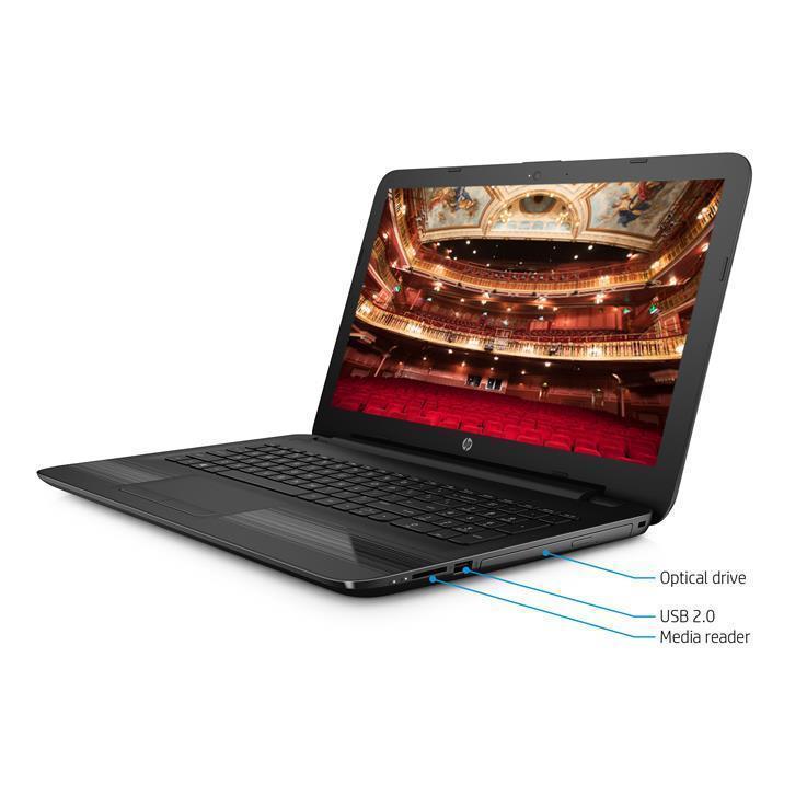 "HP 15-AY075NR 15.6"" HD Notebook Computer, Intel Core i3-5005U 2.0GHz, 6GB RAM, 500GB SATA HDD $275 + Free Shipping (eBay Daily Deal)"